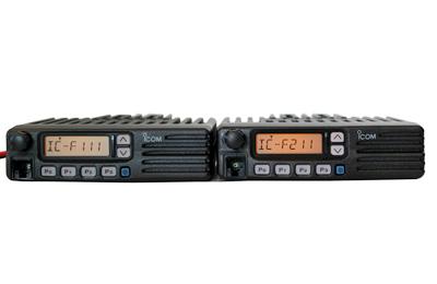 艾可幕ICOM IC-F111 IC-F211车载台