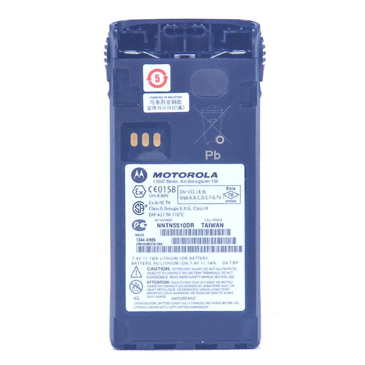 摩托罗拉万博app下载手机客户端原装电池GP329EX GP339EX PTX760EX 防爆锂电池